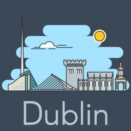 Ícone do app Dublin Guia de Viagem