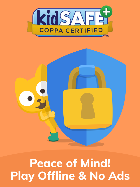 Studycat: Fun Spanish for Kids screenshot