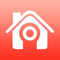 AtHome Camera surveillance app