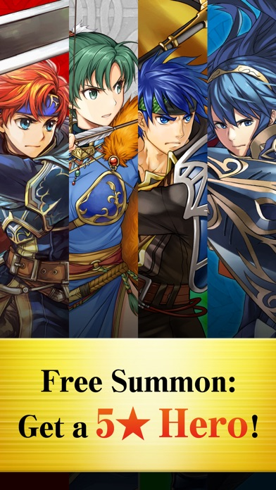 download Fire Emblem Heroes