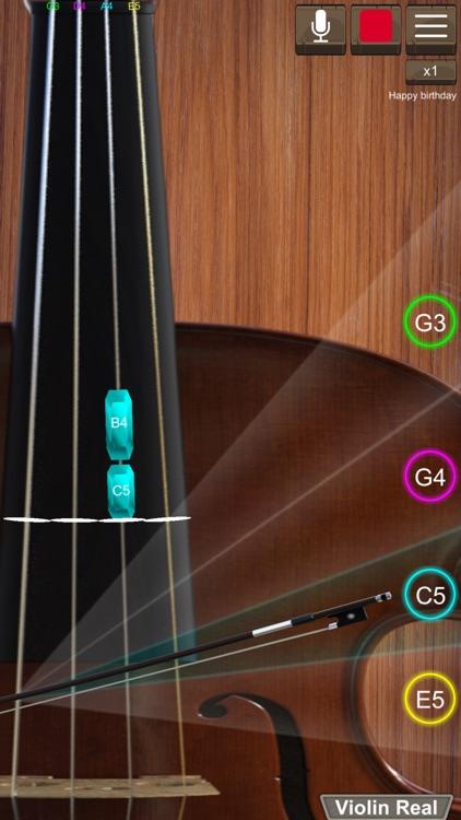 Violin Real screenshot-7