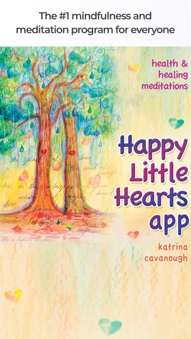 Happy Little Hearts Meditation screenshot 3