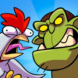 What The Hen: Enter Dragons!