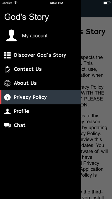 God Story screenshot 3