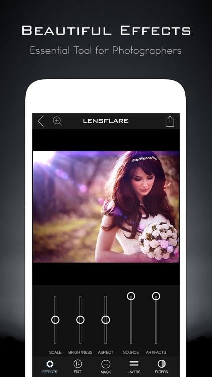 LensFlare Optical Effects screenshot-4