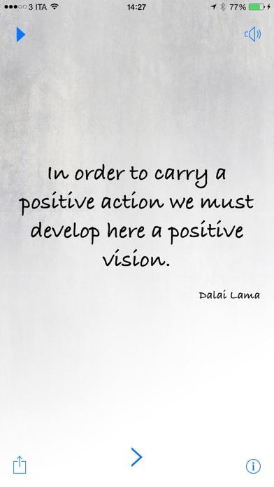 Positive Day Mantraのおすすめ画像1