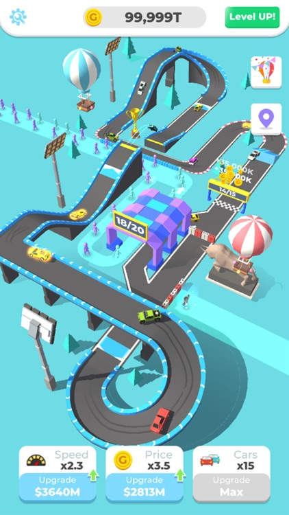 Idle Racing Tycoon-Car Game screenshot-5