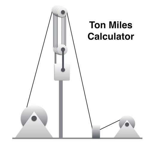 Ton Miles Calculator