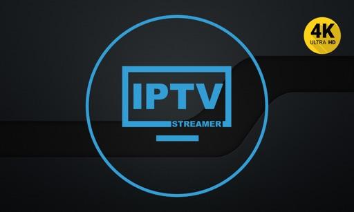 IPTV Streamer 4K icon