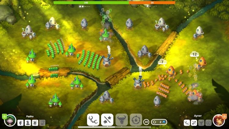 Mushroom Wars 2: TD & RTS Game screenshot-7