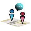 モバイル電話トラッカー : IM Map Navigator