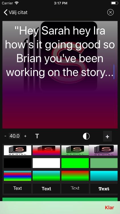 Pods - Podcast Player screenshot-5