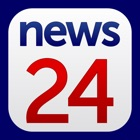 News24: Breaking News. First. icon