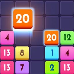 Number Blocks - Merge Puzzle