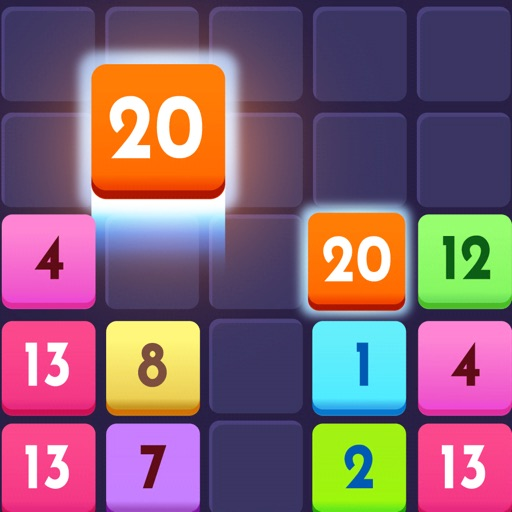 Number Blocks - Merge Puzzle