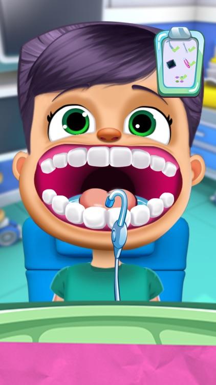 Dentist Care: The Teeth Game screenshot-3