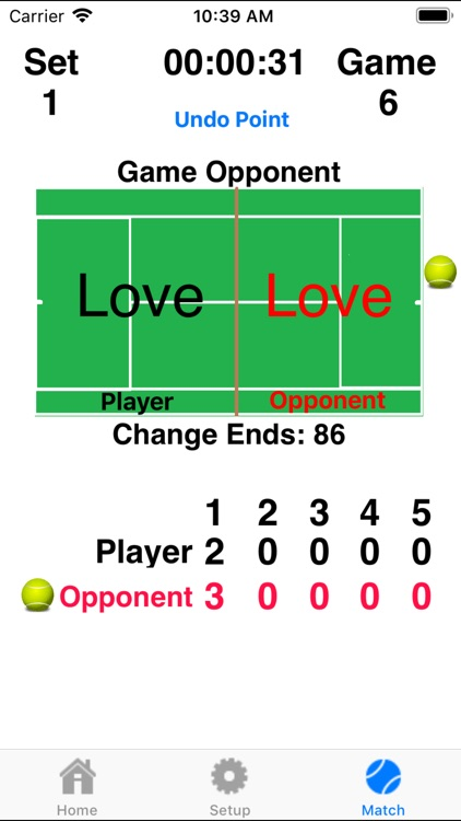 Tennis Score Addict screenshot-3