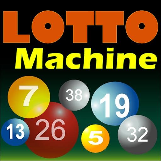 Lotto Machine 6/45