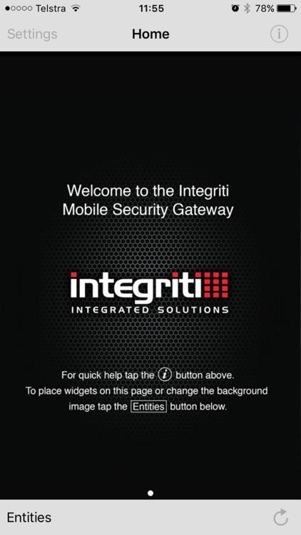 IntegritiMobile screenshot-0