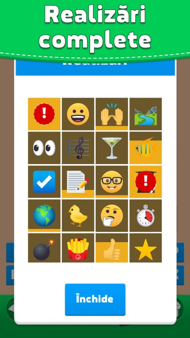 Screenshot for Steaguri Quiz - Joc De Cuvinte in Romania App Store