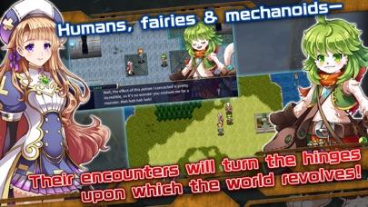 Screenshot from RPG Seek Hearts