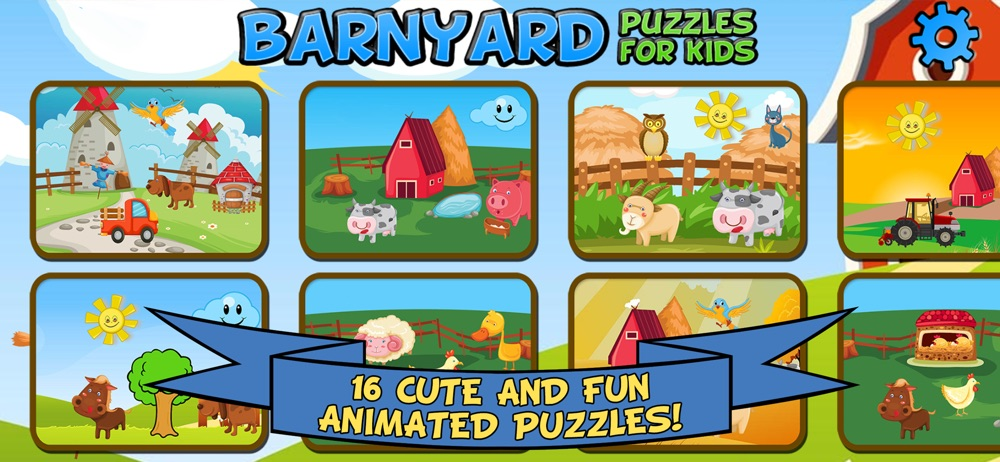 Barnyard Puzzles For Kids Cheat Codes