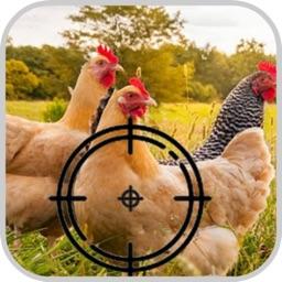 Chicken Shooter:Farmer Hunting