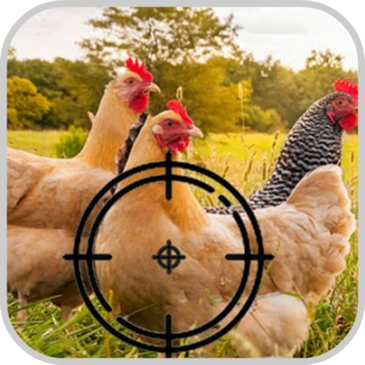 Chicken Shooter:Farmer Hunting