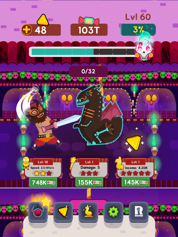 Pinata Punishers: Idle Clicker screenshot 18
