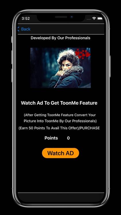 Toonme - Cartoon Photo Editor screenshot-3