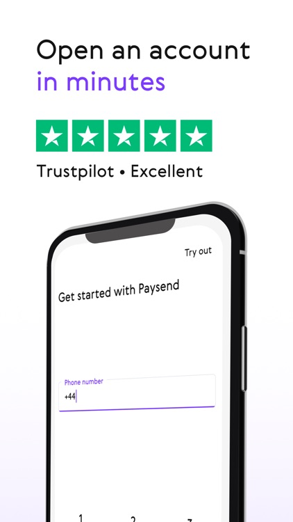 Money Transfer App Paysend screenshot-4