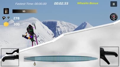Sled Bandit - Snowmobile Game screenshot four