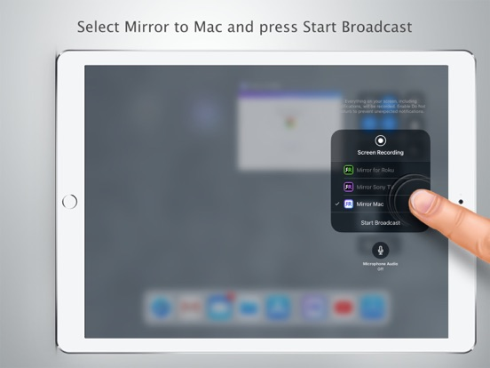 Mirror to Mac screenshot 10