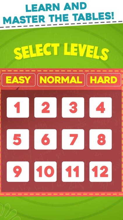Multiplication Tables Learning screenshot-7