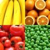 果物や野菜:おいしい写真と絵のクイズ - iPhoneアプリ