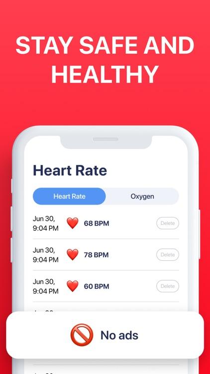 Blood Oxygen App screenshot-4