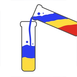 液态拼图—开心水排序益智拼图