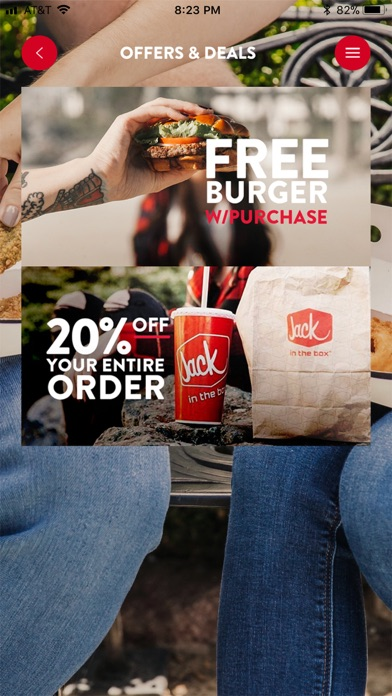 Jack in the Box® for Windows