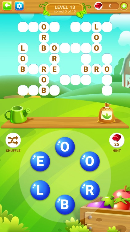 Word Farm Puzzles