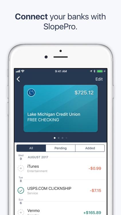 Slope - Finance Tracker screenshot-3