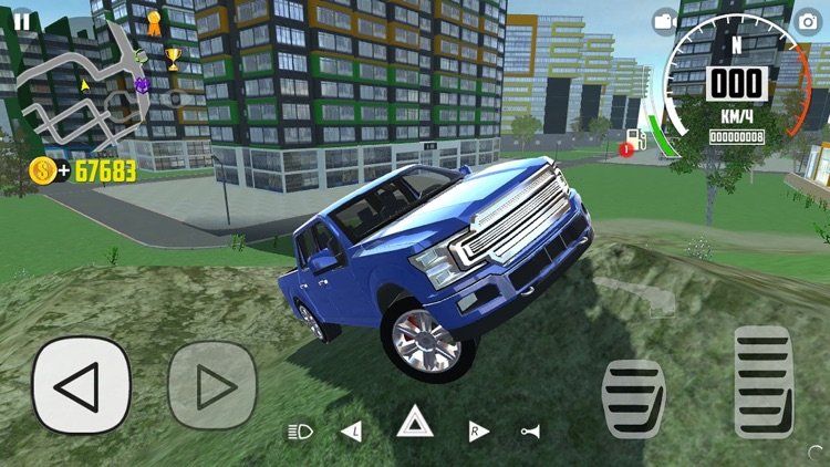 Car Simulator 2 screenshot-4