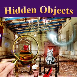 Hidden Objects mystical house
