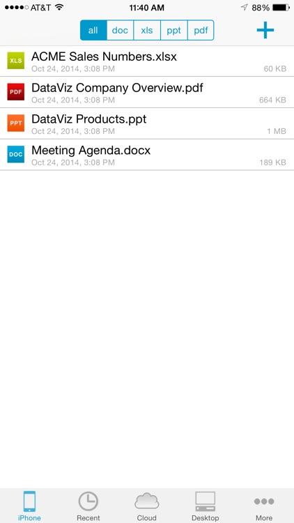 Docs To Go Premium screenshot-4