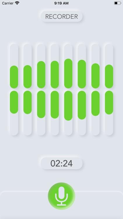 SpeechNotes+ screenshot-9