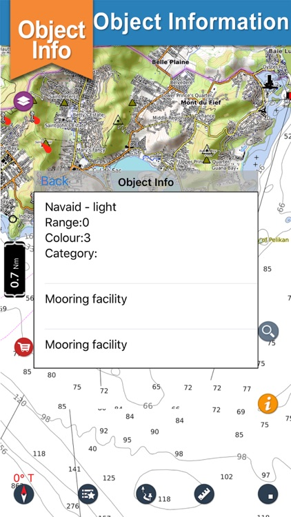 Seawell Caribbean Islands GPS screenshot-8