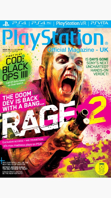 PlayStation Official Magazine
