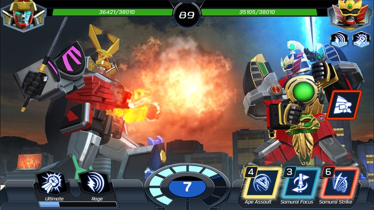 Power Rangers: Legacy Wars screenshot-5