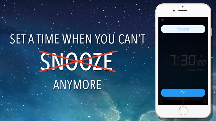 SpeakToSnooze Alarm Clock Pro screenshot-2