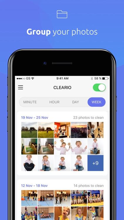 Cleario - Clean your Photos