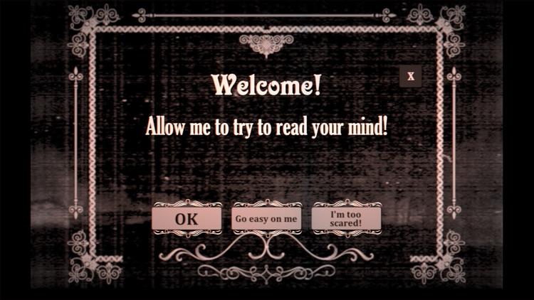 Mind Reader VCM screenshot-8